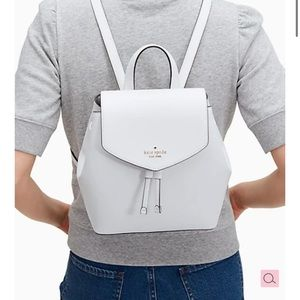Kate Spade leather backpack Purse ♠️